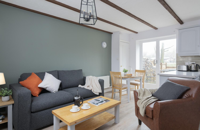 Otter Cottage 2 Lounge