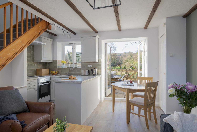 Otter Cottage 3 Kitchen