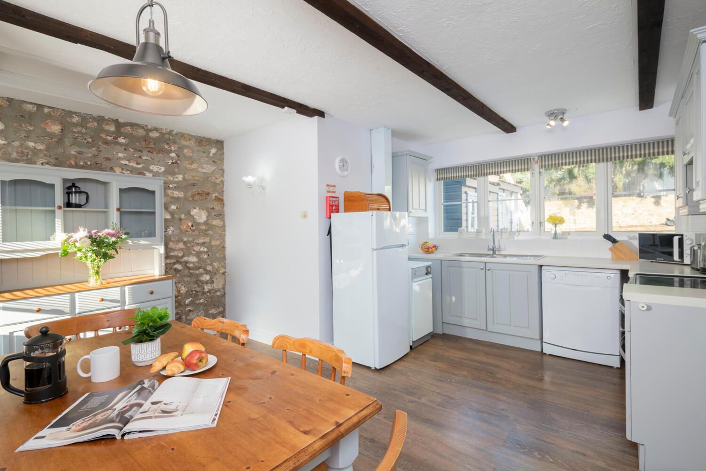 Long Barn Kitchen