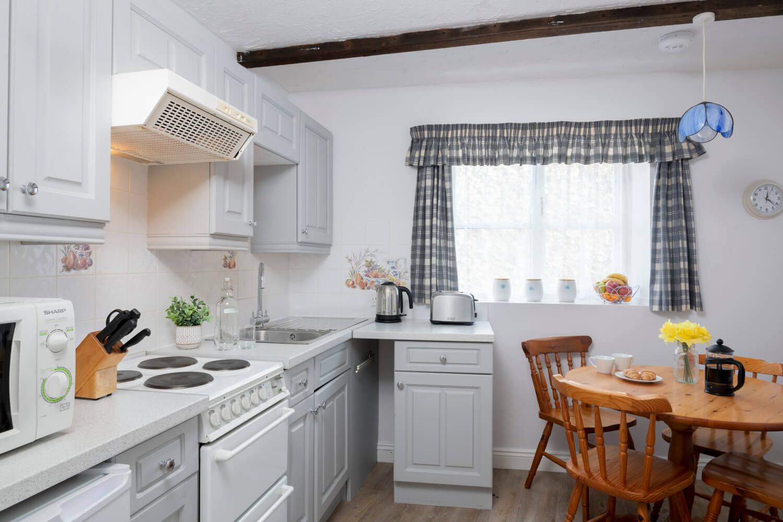 The Byre Kitchen