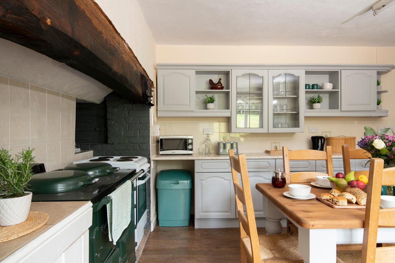 Dovecote Cottage Kitchen