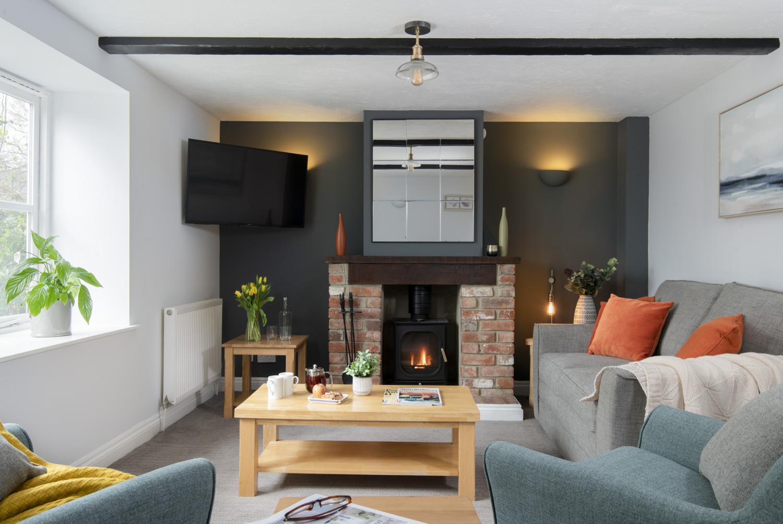 Hayloft Cottage Lounge