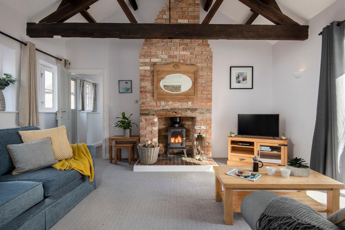 Long Barn Cottage Lounge